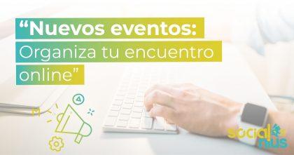 Ventajas de realizar eventos online